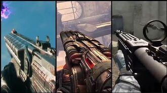 Shotgun in 10 Different PS4 Games