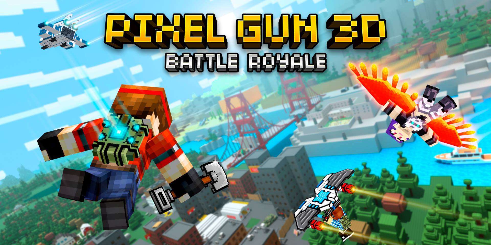pixel gun multiplayer unblocked