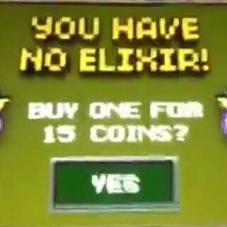 Buying Elixir.