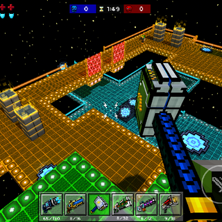 Space Arena.