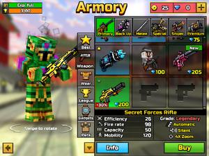 ArmoryOpen