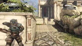 Gears of War Series - All weapons showcase and comparison
