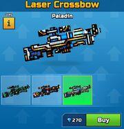 Paladin Laser Crossbow