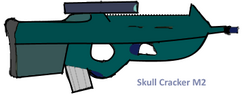 Skull Cracker M2