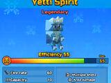 Yetti Spirit