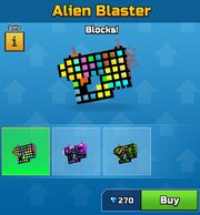 Blocks! Alien Blaster