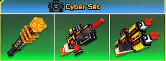 Cyber Set