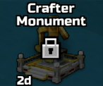 Crafter Monument