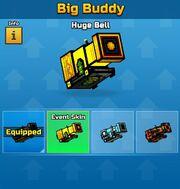 Huge Bell Big Buddy