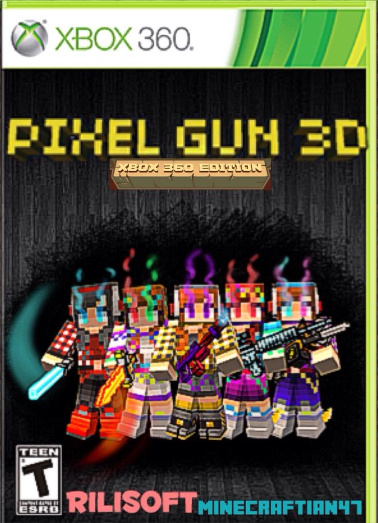 Pixel gun 3d the dating love