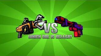 Doomsday Flamethrower VS. Chain Thunderbolt