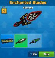 Fortune EnchantedBlades