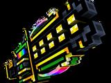 Rainbow Dispenser