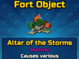 Altar of the Storms