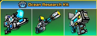 Ocean Research Kit Fixed