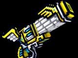 Winged Revolver
