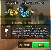 Crystalarmor