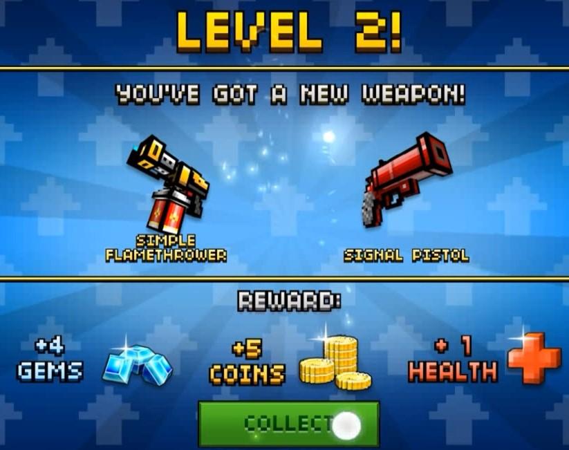 what is the best gun in pixel gun 3d with coins