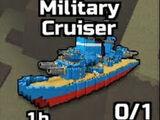 Military Cruiser