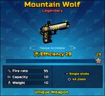 13Mountain Wolf