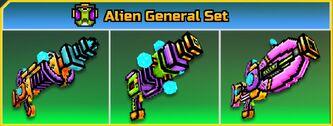 Alien General Set Fixed