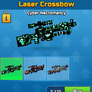 The old skin of the Cyber Necromancy.
