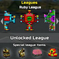 Ruby league.