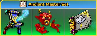 Ancient Master Set