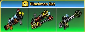 Blockman Set