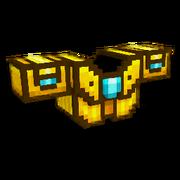 Golden Armor 1