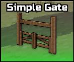 Simple Gate