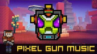 Alien General Set - Pixel Gun 3D Soundtrack