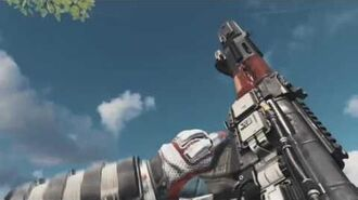 Call of Duty Infinite Warfare - All Weapons, Equipment, Reload Animations and Sounds