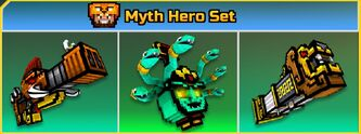 Myth Hero Set