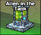 Alien in the Tank