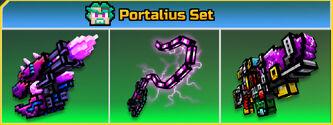 Portalius Set