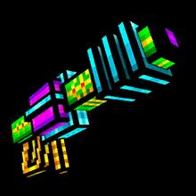 Adamant Laser Cannon