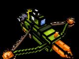 Carrot Crossbow
