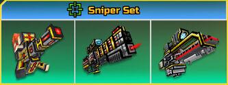 Sniper Set
