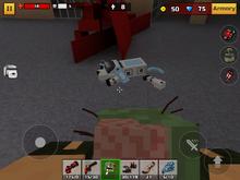 Dead Robo Dog