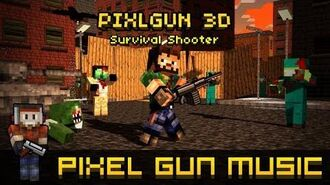 Lobby Theme (2.7) - Pixel Gun 3D Soundtrack