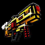 Gold mega gun
