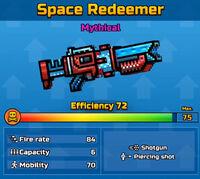 Space Redeemer
