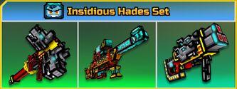 Insidious Hades Set