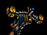 Laser Crossbow