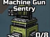 Machine Gun Sentry