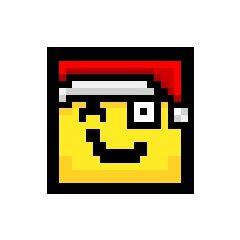 Christmas Wink
