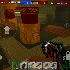 Team Two's spawnpoint.