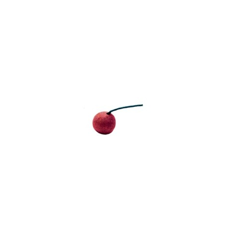 A Cherry Bomb firecracker, similar to the weapon's projectiles.