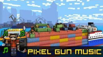 Cargo Ship Barge (12.2.0) - Pixel Gun 3D Soundtrack